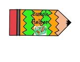 Wacky Pencil Job Chart