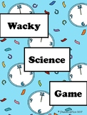Wacky Science Game for Grade 5 Singapore Science Learning