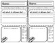 Writing Sentence Structure - Wacky Sentences