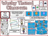 Wacky Themed Classroom Decor BUNDLE