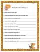 Wacky Trivia A to Z - Fun Webquest Reading Internet Research Activity