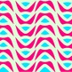 Wacky Waves 22 Brightly Colored Pattern Backgrounds in Vivid Colors 300dpi