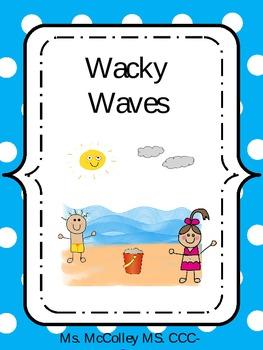Wacky Waves-Pronoun Activity