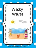 Wacky Waves-Pronoun Activity