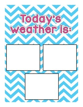 Wacky Weather {graphs, writing & more!}