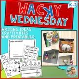 Wacky Wednesday Activities - Dr. Seuss Week Inspired