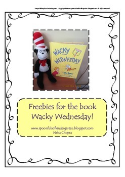 Wacky Wednesday Freebie