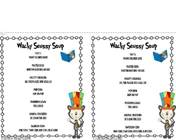Wacky Wednesday Treat Tag **FREEBIE**