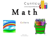 Wacky Willy Math/Science - All About Colors