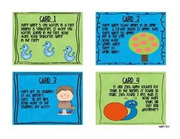 Wacky Word Problems 2.OA.1