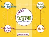 Wacky Word Safety Game Bundle