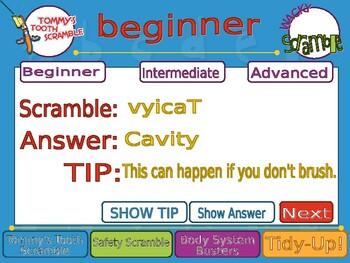Wacky Word Safety Game Bundle