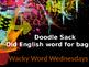 Wacky Word Wednesdays