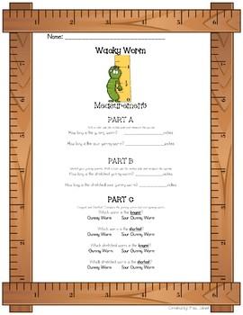 Wacky Worm Measurement