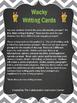 Wacky Writing Cards: September