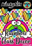 WackyNIx Rainbow Class Decor