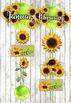 WackyNix Sunflower Birthday Chain