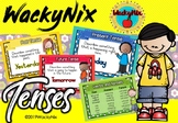 WackyNix Tenses posters