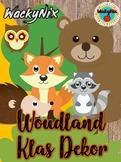 WackyNix Woudland Klas Dekor (Afrikaans)