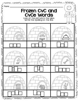 waddle we do now differentiated winter worksheets for first grade. Black Bedroom Furniture Sets. Home Design Ideas