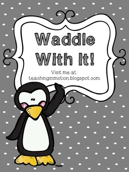 Penguin - Waddle With It