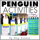 Waddle With Me:  A Penguin Unit