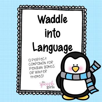 Waddle into Language | A Penguin Companion