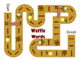 Waffle Words - A consonant -le Game