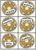 Waffles!  A final syllable -le mini unit