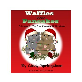 Waffles and Pancakes A Lesson in the True Meaning of Christmas