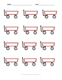 Wagon Spelling Words