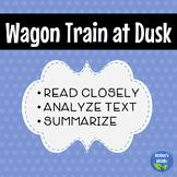 Wagon Train at Dusk Mini-Lesson