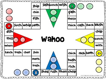 Wahoo Digraphs game