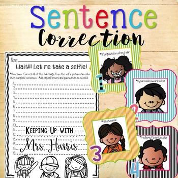 Sentence Correction