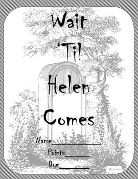 Wait 'Til Helen Comes Book Study