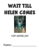 Wait til Helen Comes Chapter Questions