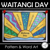 Waitangi Day Art - The Treaty of Waitangi