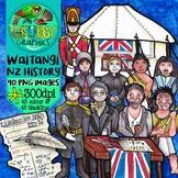 Waitangi Day Clip Art