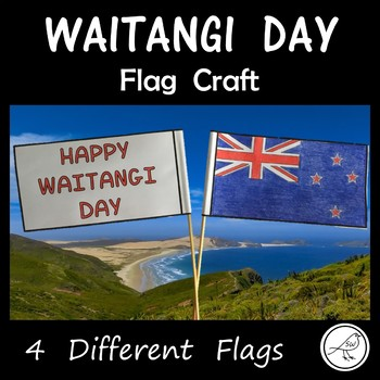 Waitangi Day - Flag Craft
