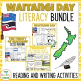 Waitangi Day Literacy Bundle - New Zealand Reading, Writin