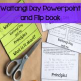 Waitangi Day Powerpoint and Flip book
