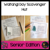 Waitangi Day Scavenger Hunt