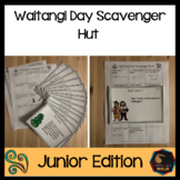 Waitangi Day Scavenger Hunt Junior Edition