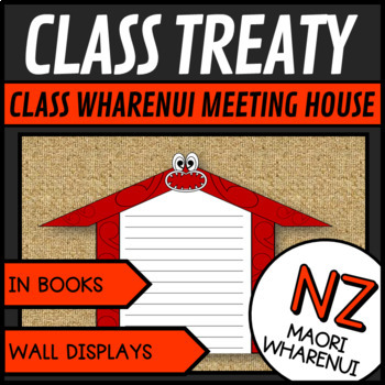 New Zealand Resources: Wharenui Meeting House for Class Treaty Rules