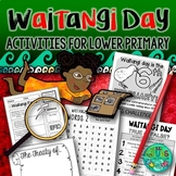 Waitangi Day {Resources for LOWER Primary}