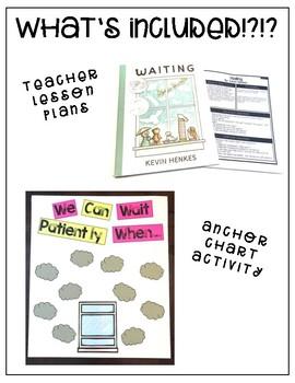 Waiting- Behavior Basics Book Club