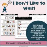 Waiting Social Stories and Activities | Emotional Regulation