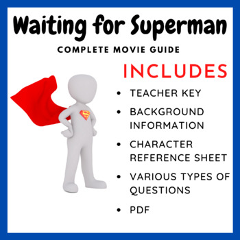 Waiting for Superman - Complete Video Guide