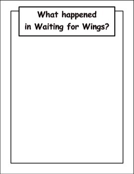 Waiting for Wings mini-unit