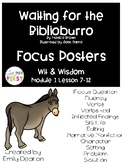 Wit and Wisdom Waiting for the Biblioburro Focus Posters